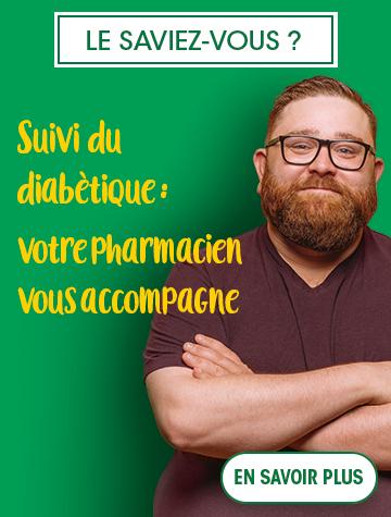 Dépistage diabète en pharmacie