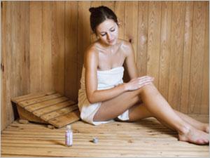 Hammam et sauna vraiment b n fiques pour la peau for Hammam et sauna