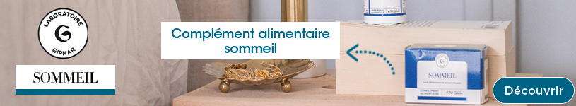 Complément alimentaire sommell