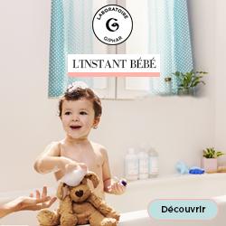 Découvrez la gamme de produits pour les bébés de Laboratoire Giphar