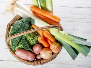 Fruits et Légumes de l'hiver - Novembre décembre
