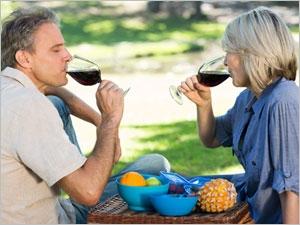 Attention à la conduite automobile et à la consommation d'alcool