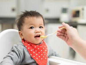 régime alimentaire pour bébé 18 mois