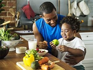 Les clés d'une alimentation santé