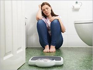 Les symptômes et les traitements de l'anorexie mentale