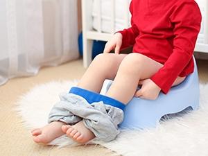 L'apprentissage de la propreté chez bébé