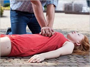 Arrêt cardiaque : les trois gestes qui sauvent !