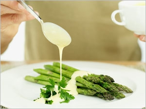 L'apport nutritionnel de l'asperge