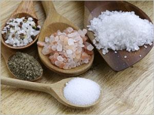 Conseils pour limiter la consommation de sel