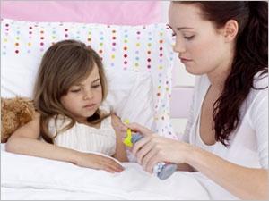 Enfants : attention à l'automédication