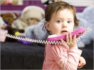 Dépister un retard de langage chez bébé