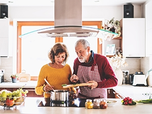 Manger des protéines pour bien vieillir
