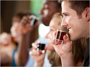 Risques d'alcoolisme chez les jeunes à cause du binge drinking