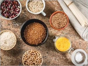 Les alternatives au gluten