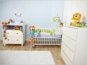 La chambre de bébé idéale