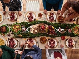 Conseils diététiques pour les fêtes