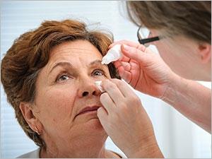 Les symptômes et les traitements de la rosacée oculaire