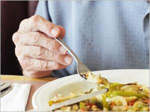 L'appétit des séniors