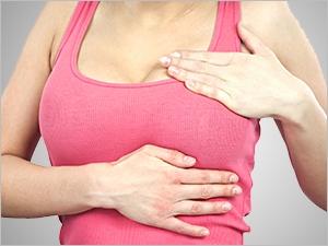 A quoi faire attention lors de la palpation des seins ?