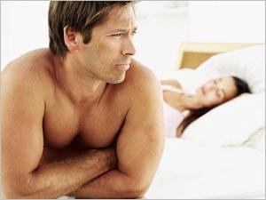 Les causes de l'impuissance sexuelle