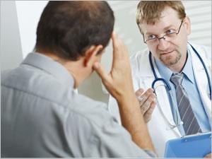 Aborder le problème d'impuissance sexuelle avec le médecin