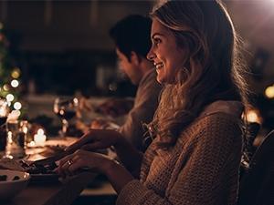 Grossesse : quels aliments manger pendant les fêtes de fin d'année ?