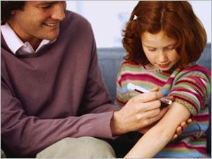 Enfant diabétique : comment l'accompagner ?