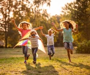 Du côté des enfants : c'est par ici la sortie !