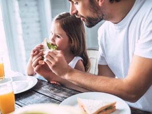 Les besoins nutritionnels de l'enfant