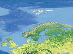 Conseils santé du voyageur en Europe du Nord
