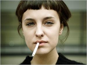 Les effets néfastes du tabac pour les femmes