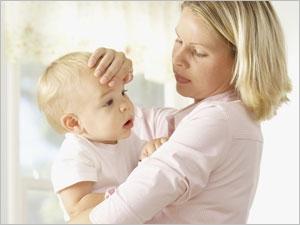 Que faire si votre enfant a de la fièvre ?