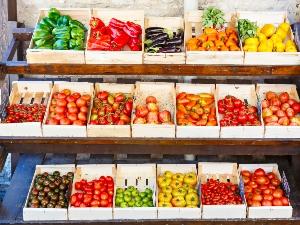 Fruits et légumes de saison : été