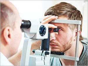 Zoom sur le glaucome