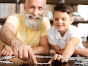 Grand-parrainage : Grands parents de substitution