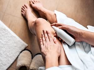 L'aromathérapie au secours des jambes lourdes