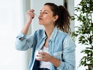 Alimentation en cas d'inflammation de l'intestin