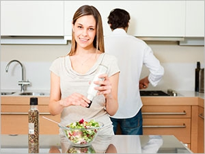 Les bonnes habitudes alimentaires en cas d'insuffisance rénale