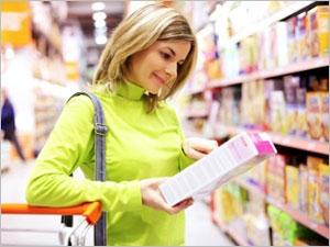 Décrypter les étiquettes des aliments