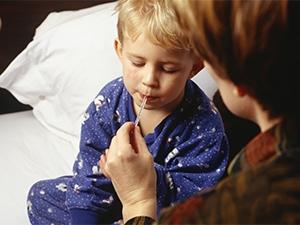 Les principales maladies infantiles