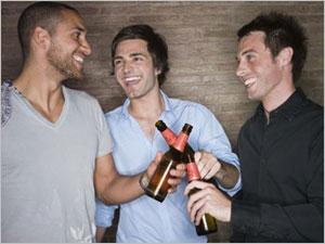 Les symptômes de l'alcoolisme