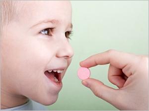 Bien doser les médicaments pour enfants