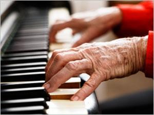 Jouer d'un instrument de musique permettrait de lutter contre le vieillissement