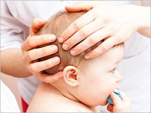 Quand recourir à l'ostéopathie chez les bébés et les enfants