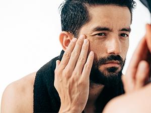 Les soins visage homme