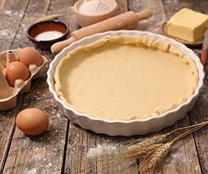 recette Quiche aux poires, endives, noisettes et chèvre
