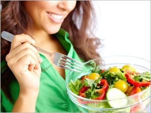 Le régime végétarien en 4 conseils !