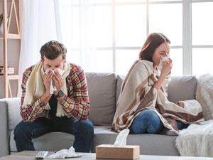 Traitement homéopathique du rhume