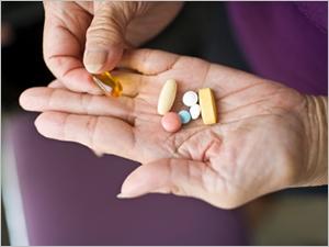 Les risques des médicaments pour les séniors