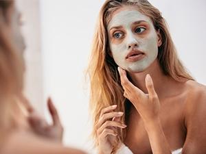 Les effets de l'argile sur la peau
